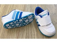 Brand New Adidas Trainers (Baby) Size 1K