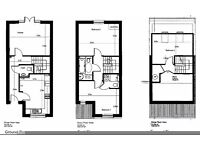 Exchange wanted for my Large 3 BEDROOM IN PETERSFIELD