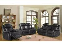🚩AWESOME DEALS ON ROMA SOFA SETS 3+2 RECLINER SETS🚩🚩