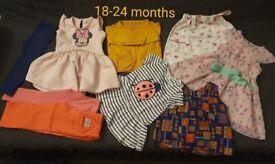 Girls clothes bundle - 18-24 months