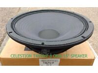 "CELESTION T4670/P 15"" SPEAKER BRAND NEW IN ORIGINAL BOX"