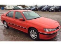 Peugeot 406 1.8 (£100)