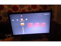 """TECHNIKA 39"""" LCD TV FULLY WORKING WITH REMOTE CONTROL"""