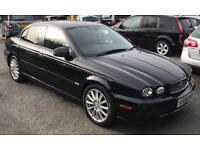 Jaguar X-Type 2.0 DS 4 dr