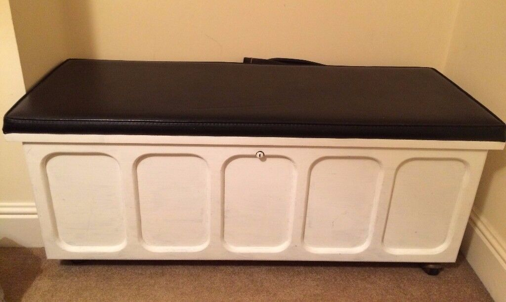 Multi function trunk - can be used for storage, coffee table, seat etc