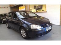 2006 VOLKSWAGEN GOLF 1.6 FSI SE AUTOMATIC, 5DOOR HATCHBACK, SERVICE HISTORY, DRIVES LIKE NEW
