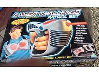 Laser Challenge Patrol set - for 3 players