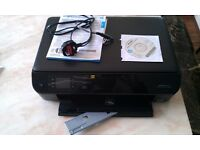 Multifunction Printer Hewlett Packard Envy 4502 Colour Wireless InkJet +installation CD