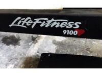 LIFE FITNESS 9100 TREADMILL Parts from £10