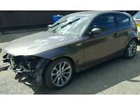 BREAKING!! 2008 Bmw 118d Automatic