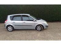 Renault Scenic 03' 12 months MOT
