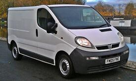 Vauxhall Vivaro Van, White, 6 Speed, Recent Service, Ready for work (not transit)