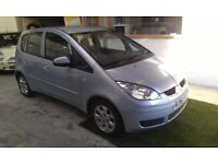 2006 MITSUBISHI COLT 1.3 AUTOMATIC 5DOOR, HATCHBACK, SERVICE HISTROY, CLEAN CAR, DRIVES VERY NICE