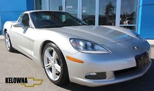 2008 Chevrolet Corvette Base | 62900kms | No Accidents!