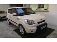 2009 KIA SOUL 1.6 SHAKER 5DOOR, HATCHBACK, HPI CLEART, SERVICE HISTORY. CLEAN CAR, DRIVES VERY NICE