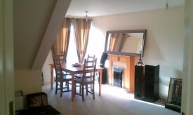 Double bedroom in a quiet and clean 100m2 flat. All bills included **Ideal for Couples**