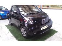 2009 TOYOTA iQ 1.0 VVT IQ2 3DOOR, HATCHBACK, HPI CLEAR, 4 SEATS, CLEAN CAR, DRIVES VERY NICE