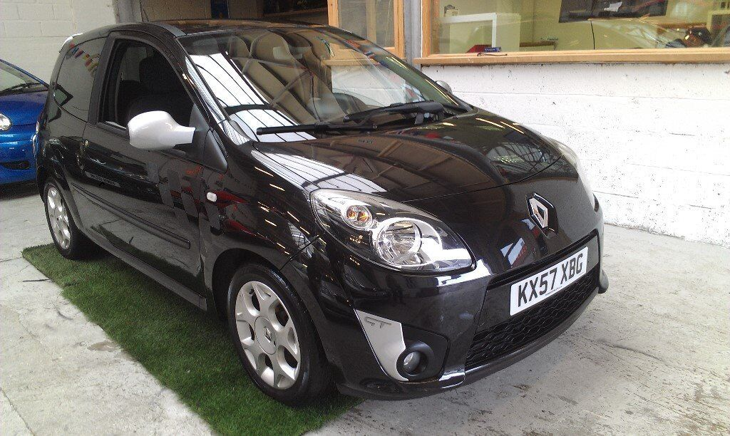 2007 RENAULT TWINGO GT 1.2 TCE 100H, 3DOOR HATCHBACK, SERVICE HISTORY, NICE CAR, DRIVES LIKE NEW