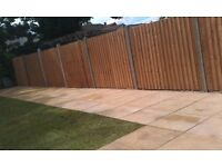 FENCING / SLABBING / DECKING / TURFING / TREE WORK / FULL LANDSCAPING SERVICE & A WHOLE LOT MORE !!!