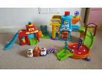 3 toot toot sets
