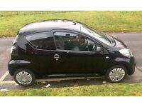 Citroen C1 Black, QUICK SALE, 1000cc, Petrol, Manual, 2007