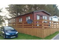 Beautiful Mackworth Lodge Log Cabin For Sale