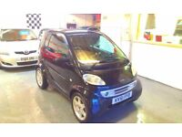 2001 SMART FORTWO 0.6 CITY PULSE 3DOOR, FULL AUTOMATIC, SERVICE HISTORY, HPI CLEAR, DRIVES LIKE NEW