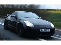 2005 Nissan 350z GT Pack with extras