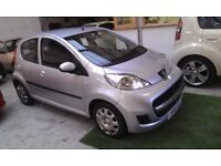 2010 PEUGEOT 107 1.0 URBAN 5DOOR, VERY CHEAP TAX, CLEAN CAR, DRIVES LIKE NEW, SERVICE HISTORY