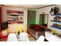 Double room & own bathroom in friendly flatshare