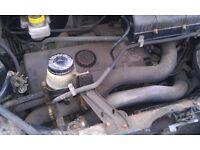 fiat ducato 2.8 jtd engine low mileage