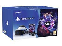 PlayStation VR (PSVR) + Camera + SKYRIM VR