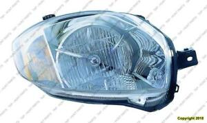 Head Lamp Passenger Side Halogen Coupe/Spyder 01/2007-2010 High Quality Mitsubishi Eclipse 2007-2010