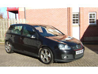 Volkswagen Golf GTi 2.0 5 Door - 2007/56: Great Spec including Leather, Sat/Nav, Cruise, H/Seats.