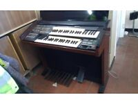 YAMAHA MC-600 ELECTRIC ORGAN