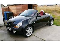 2005 Ford Streetka Red Edition