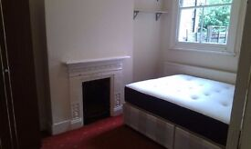 SPACIOUS SINGLE ROOM IN TOOTING BROADWAY AVAILABLE IN A QUIET HOUSE ALL BILLS INCLUDED
