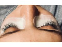 Eyelash extensions **Summer discount**