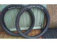 Brand new Schwalbe Mountain Bike tyres