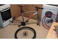 giant revel 1 bike frame,