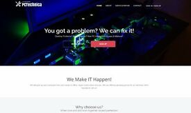 PCTechnica - Proffesional PC & Laptop Repair Services at Your Door (No Fix No Fee, Free Out call)