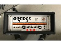 Orange Ad200 Mk3 Bass head for sale in near mint condition