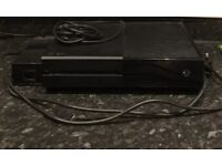 Xbox one, 2 controllers, headset, 11 games plus two pre installed