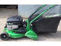 """John Deere 18 """" roller mower"""