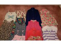 Large girls clothes bundle Age 7-9 years