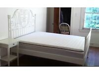 Ikea Double Bed and Foam Mattress