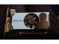 GALAX GTX750 Ti OC Slim Gaming grafix card hardly used