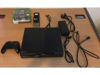 Microsoft Xbox One 500GB with controller, games and Dual Docking
