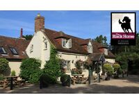 Experienced Chef De Partie Required - Live-in Accommodation Available