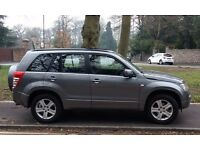 Suzuki Grand Vitara 2l 16v 5 dr 2007 (07). Great condition. FSH. New clutch and just serviced.